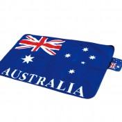 Australian Flag Picnic Rug