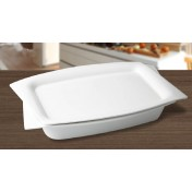 Bowl & Platter: Serving Set - 2pc