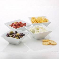 Appetizer Dishes: Square