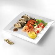 Square Platter: 30cm