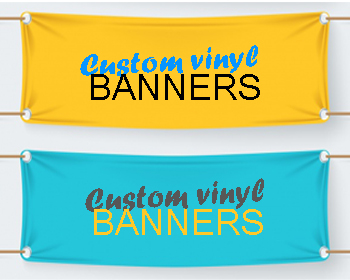 BANNERS/SIGNS/FLAGS